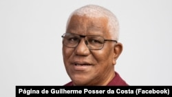 Guilherme Posser da Costa, candidato presidencial, São Tomé e Príncipe