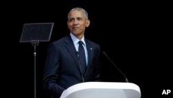 UMnu. Barack Obama.