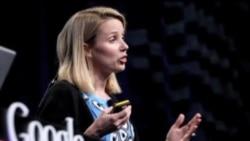 2012-07-17 美國之音視頻新聞: 雅虎聘請前谷歌主管擔任新總裁