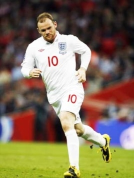 Some critics have labeled England a one-man team, with the nation's hopes resting upon the young shoulders of the Three Lion's top striker, Wayne Rooney
