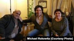 Bahjat Abdulwahed, Michael Rakowitz, and Hayfaa Ibrahem Abdulqader.