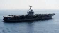 نیروی دریایی آمریکا گروگان های ایرانی را نجات می دهد