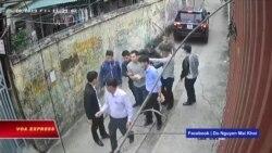 Nghệ sĩ tự do Thịnh Nguyễn bị câu lưu