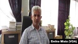 Serokê Zanîngeha Efrînê, Dr. Ahmed Yusif