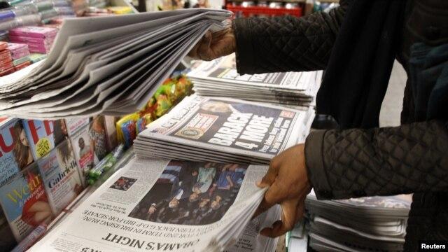 The New York Times dijo que los datos de sus lectores registrados no han sido pirateados. China niega acusaciones.