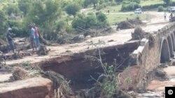 Umfanekiso Obonisa Umonakalo Owadalwa yiCyclone Idai
