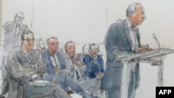 عدالتی کارروائی کا خاکہ