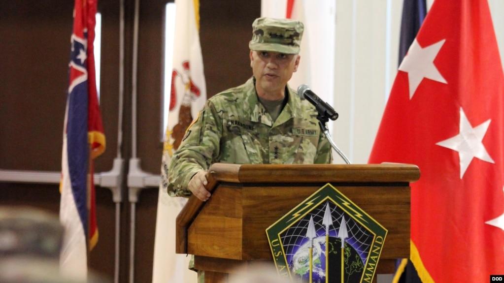 Командующий киберкомандованием США генерал Пол Накасоне (архивное фото)