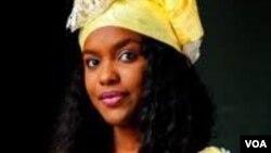 Siny Samba, Fondatrice de l'entreprise Le Lionceau basée au Sénégal.