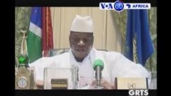 """Machetes Africanas 19 Janeiro 2017: Africa Ocidental """"agitada"""" com a Gâmbia"""