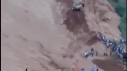 緬甸玉石礦附近發生滑坡 至少百人喪生