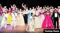 2016 국민대통합 아리랑 공연.