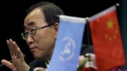 پیام بان کی مون به مناسبت روز جهانی مبارزه با خشونت علیه زنان و دختران