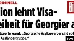 გერმანული პრესა ქართველი პრემიერის ვიზიტის წინ