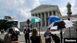 La Cour suprême (Reuters)