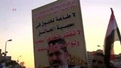 Sangre tiñe las calles del Cairo mientras Catherine Ashton visita a Mursi