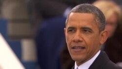 奥巴马总统就职演说(2)