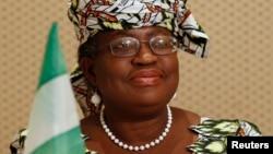 Ministar Kudin Najeriya Ngozi Okonjo Iweala