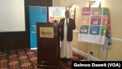 Waldaan Horsiise Bultoota Oromiyaa Badhaasa 'Equator Award' badhaafame.