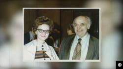 Батько та мати Майкла Павелка