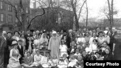 Abdu'l Baha's Landmark Visit to the U.S.