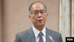 台灣外交部長李大維。