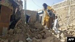 Zemljotres u Pakistanu, 7. oktobar 2021.