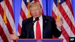 ကန္ေရြးေကာက္ပြဲမွာ ႐ုရွားစြက္ဖက္မႈ Trump ၀န္ခံ