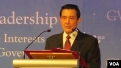 台灣總統 馬英九