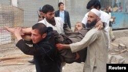 انفجار در شهر جلال آباد سبب کشته شدن سه بزرگ قومی شد