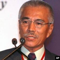 Kiribati President Anote Tong