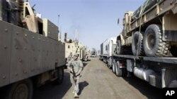 واکنش عراقی ها در ختم ماموریت نظامی امریکا در عراق