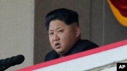 朝鲜领导人金正恩