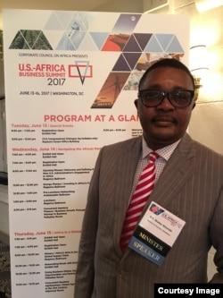 Dr Walter Mzembi - Tourism Minister