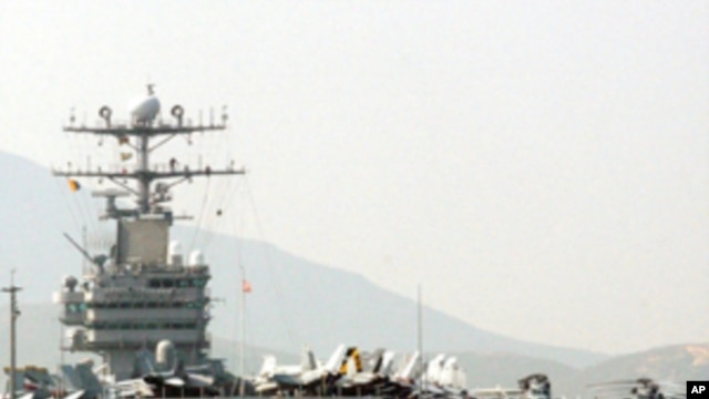 The USS Abraham Lincoln, a Nimitz-class nuclear-powered aircraft carrier. (File Photo)
