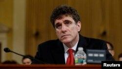 前國稅局代理局長米勒在17日出席眾議院籌款委員會的聽證會