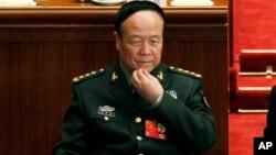 前中国中央军委副主席郭伯雄 (资料照片)