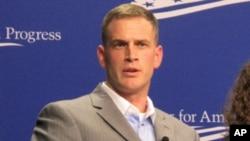 海军陆战队的伯尔伊上尉有同袍丧生911攻击当中