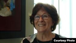 唐奖法治奖得主加拿大籍国际法学家加拿大籍国际法学家路易斯.阿尔布尔(Louise Arbour)女士(照片由唐奖基金会提供)