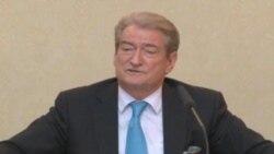 Berisha, greva me prapavijë politike