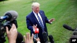 Tổng thống Donald Trump kiên quyết không công bố công khai hồ sơ thuế