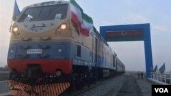 აზერბაიჯანისა და ირანის დამაკავშირებელი რკინიგზა უკვე დაიტვირთა
