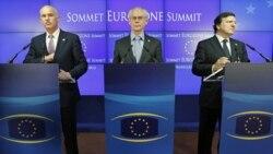 توافق رهبران منطقه يورو درمورد طرح کمک مالی به يونان