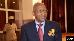 Le premier ministre Soumeylou Boubeye Maïga, Bamako, le 29 septembre 2017.