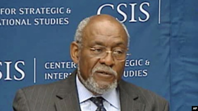 US Assistant Secretary of State for African Affairs Johnnie Carson, 20 Oct 2010