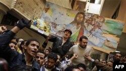 Египетские христиане вышли на акции протеста