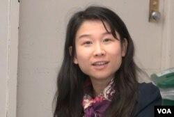 李晶(音)哥大国际公共事务学院研究生