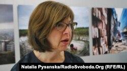 Німецький євродепутат Ребекка Гармс
