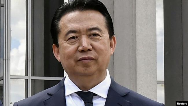 原中国公安部副部长、国际刑警组织主席孟宏伟被双开