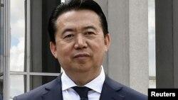 VOA连线(艾德):中国称国际刑警组织主席孟宏伟涉嫌腐败正在接受调查